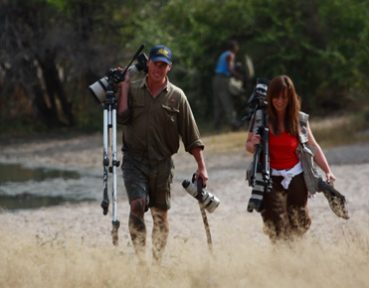 walking safaris with endeavour safaris