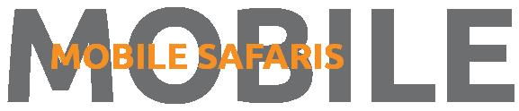 mobile tented safaris in botswana